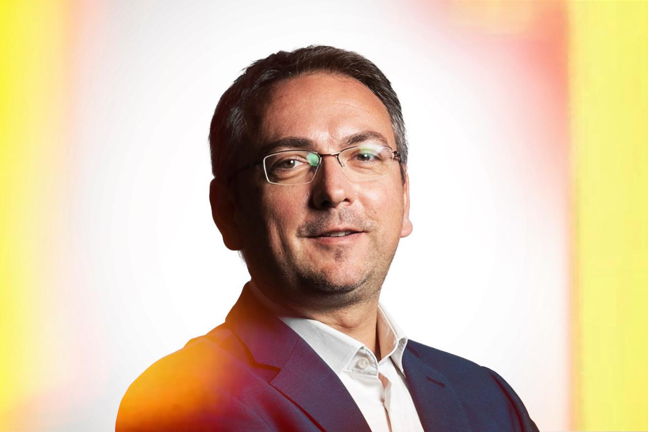 Stéphane Pesch, CEO de la Luxembourg Private Equity Association (LPEA). (Photo: Maison Moderne)