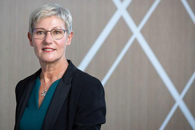 Nathalie Bourdeau est directrice des ressources humaines chez AXA Luxembourg. (Photo: DR)