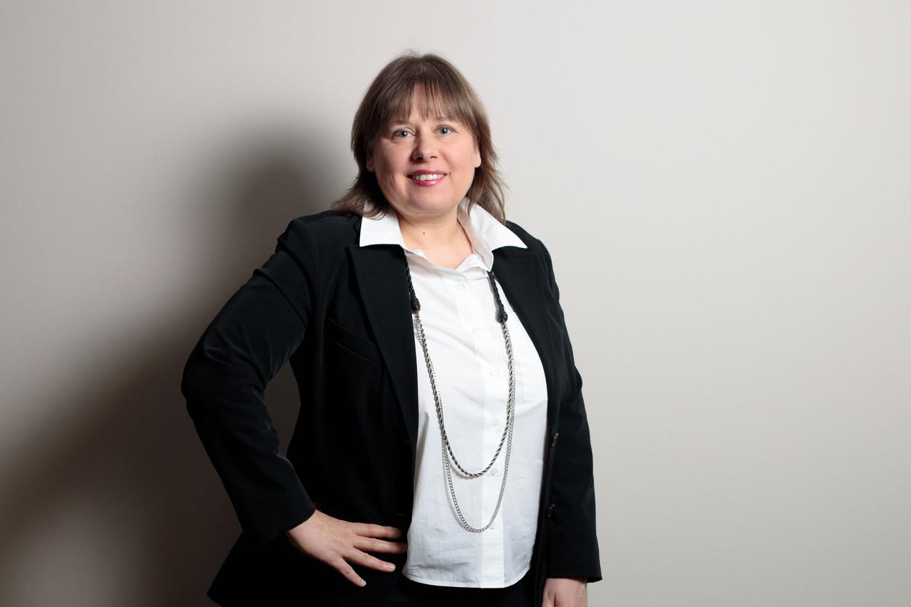 Corinne Lamesch prête à repartir pour un nouveau mandat de deux ans en tant que présidente de l'Alfi. (Photo: Matic Zorman/Maison Moderne)