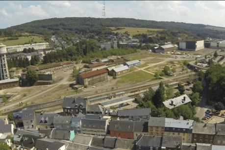 Le site de Neischmelz accueillera un nouveau quartier mixte avec des ambitions écologiques. (Photo: Ville de Dudelange)