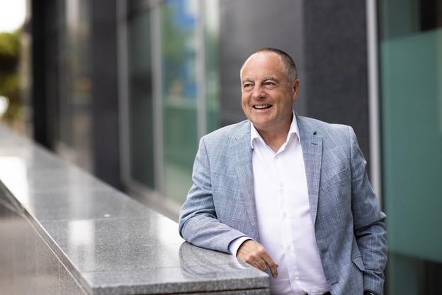 David Hudson est le PDG de Suntera Global. (Photo: Andy Le Gresley)