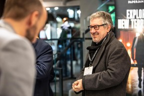 Enrico Abitelli (Trustia Partners Consulting) ((Photo: Jan Hanrion/Maison Moderne))