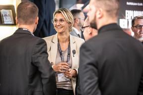 Caroline Lamboley (Lamboley Executive Search) ((Photo: Jan Hanrion/Maison Moderne))
