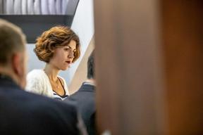 Sara Konjevic (Boggi Milano) ((Photo: Jan Hanrion/Maison Moderne))