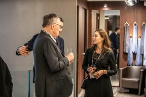 Marc Graas et Alicia Graas (Autodis) ((Photo: Jan Hanrion/Maison Moderne))