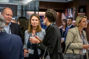 Pascale Kauffman (Apollo), Nathalie Cravatte (Nc Coaching) et Caroline Lamboley (Lamboley Executive Search) ((Photo: Jan Hanrion/Maison Moderne))