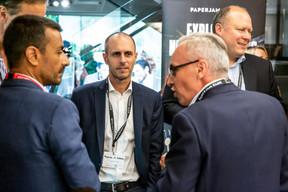 Richard Karacian (Maison Moderne), Alessandro Di Roberto (YT Investor Services) et Luc Biever  (TNS Ilres) ((Photo: Jan Hanrion/Maison Moderne))