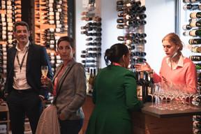 Aline Puget (Maison Moderne), Robin Moura Seabra (Natixis), Ana Wiscour-Conter (Maison Moderne). ((Photo: Leo Biewer/Maison Moderne))