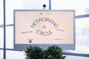 Networking Circle - Saison estivale - 04.06.2019 ((Photo: Patricia Pitsch/Maison Moderne))