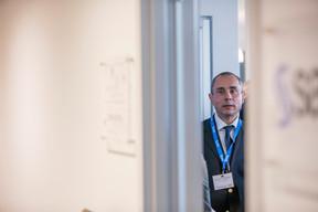 Jean-Marc Verhaeghe (AIMS Luxembourg) ((Photo: Jan Hanrion / Maison Moderne))