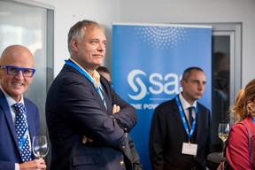 Peter Vandenbussche (SAS), Robin Jensen (Birdee) ((Photo: Jan Hanrion / Maison Moderne))