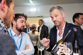 Bertrand Grandvallet (Mahle), Lucas Ney (Vinaly) ((Photo: Jan Hanrion / Maison Moderne))