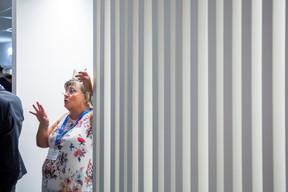 Pascale Soares (Médecins Sans Frontières Luxembourg) ((Photo: Jan Hanrion / Maison Moderne))