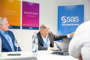 Jeroen Jeurisson (SAS) ((Photo: Jan Hanrion / Maison Moderne))