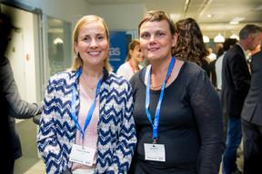 Vanessa Galère (SAS), Elke Weyts (SAS) ((Photo: Jan Hanrion / Maison Moderne))