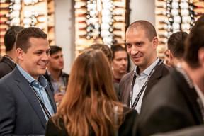 Alexandre Bodak et Marc Winniczek (GCP Consulting) ((Photo: Jan Hanrion/Maison Moderne))