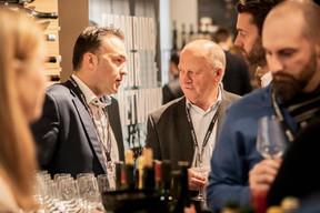 Daniel Kohn (Arthur Welter Transports) et Lucien Schummer (Ancien vice-président de Cargolux) ((Photo: Jan Hanrion/Maison Moderne))