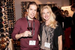 Patrik Hedberg et Ulrica Hilmersson (Deutsche Bank Luxembourg) ((Photo: Jan Hanrion/Maison Moderne))
