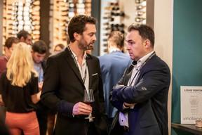 Daniel Liebermann (Ministère de l'Économie) et Daniel Kohl (Arthur Welter Transports) ((Photo: Jan Hanrion/Maison Moderne))