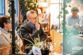 Jean-Jacques Boulanger (Tertia Conseil) ((Photo: Jan Hanrion / Maison Moderne))
