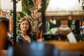 Geneviève Chabot (Pami Lux) ((Photo: Jan Hanrion / Maison Moderne))