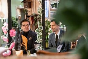 Igor Jelinski (Freelens TV) ((Photo: Jan Hanrion / Maison Moderne))