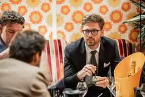Bruno Van de Vloet (Advisory Key) ((Photo: Jan Hanrion / Maison Moderne))