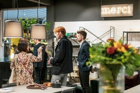Networking Circle: Vini Vegas - 09.10.2019 ((Photo: Patricia Pitsch/Maison Moderne))