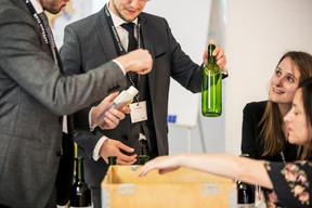 Networking Circle - Wine Making Academy-11.04.2019 ((Photo: Jan Hanrion / Maison Moderne))