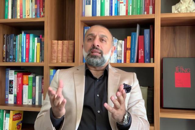 Khashayar Pazooki aide les entreprises à se développer grâce à la neuroscience. (Photo: DR)