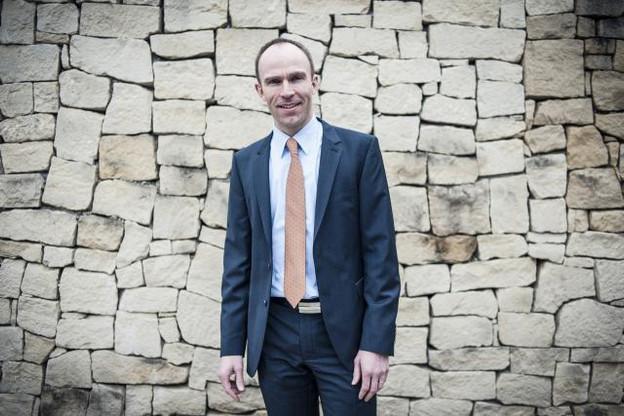 Guy Entringer, directeur de la Société nationale des habitations à bon marché (SNHBM). (Photo: Mike Zenari)