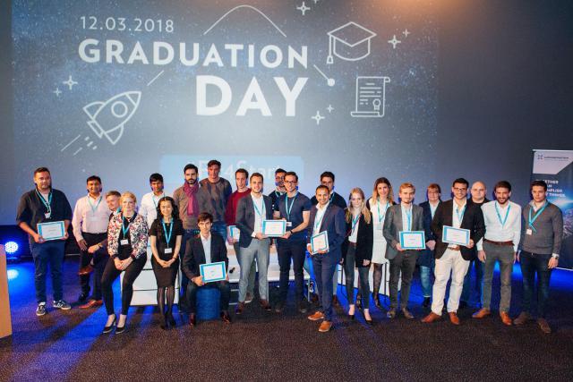 Sur les 10 start-up sélectionnées, trois sont luxembourgeoises. (Photo: DR)
