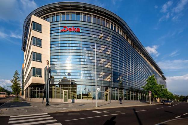 Le siège de Deka se situe désormais au Findel. Ici, le siège historique au Kichberg. (Photo: DR)
