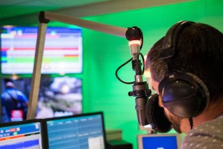 La quarantaine de collaborateurs de la radio est sur le pont pour cette nouvelle rentrée. (Photo: 100.7)