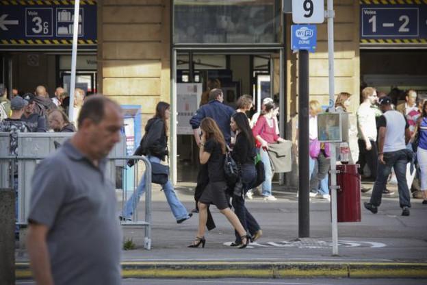 La baisse attendue du nombre de personnes en âge de travailler dans la Grande Région d'ici 2035 va faire augmenter la part des Français dans la future population active du Luxembourg, selon l'Agape. (Photo: Étienne Delorme / archives)