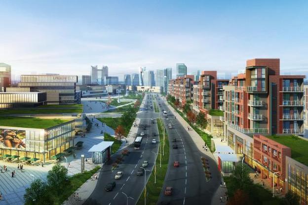 Les «smart cities» offriraient un gain de temps estimé à 125 heures par habitant et par an grâce à leurs projets IoT. (Photo: Licence C.C.)