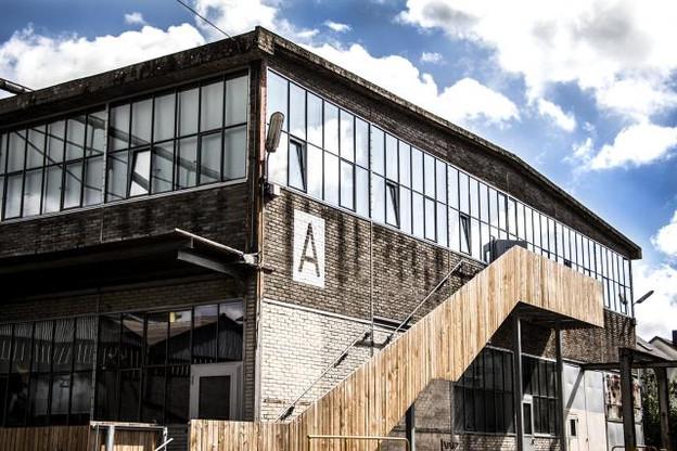 Le premier bâtiment est déjà largement opérationnel et pourra accueillir 40 entreprises créatives. (Photo: 1.535°C)