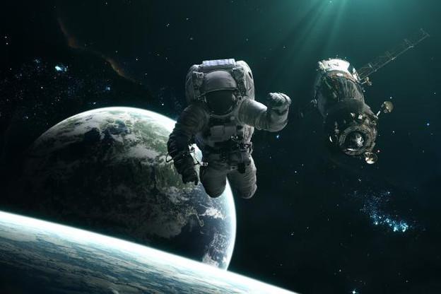 L'espace et ses ressources pourraient générer des revenus colossaux. (Photo: Shutterstock)