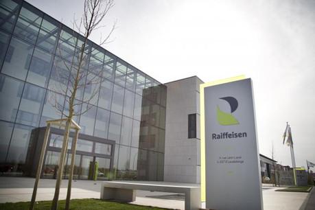 Raiffeisen a aussi poursuivi ses investissements dans le digital et l'adaptation de ses points de vente. (Photo: DR)