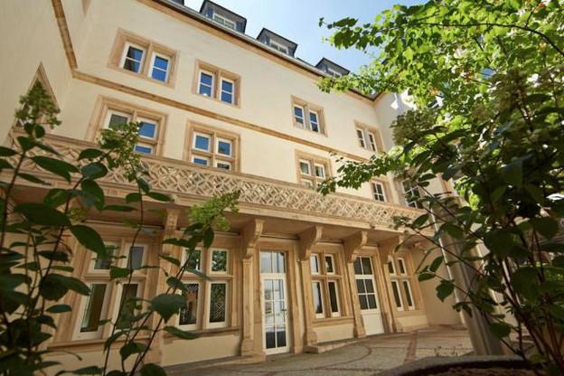 Depuis l'automne 2012, l'ILR a pris ses quartiers dans la maison de Raville, au cœur historique de la ville de Luxembourg.  (Photo: ILR)