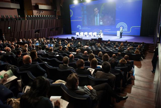 Le succès des conférences internationales organisées par l'Alfi est un autre signe de bonne santé du secteur des fonds. (Photo: LaLa La Photo / archives)