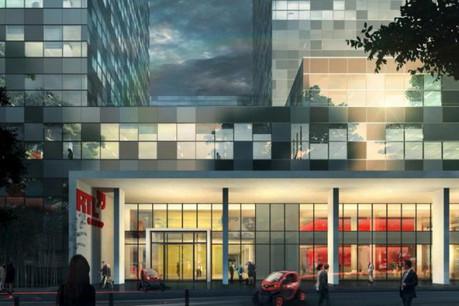 Le projet de RTL City devrait être la dernière grande opération immobilière de l'année. (Illustration: RTL)