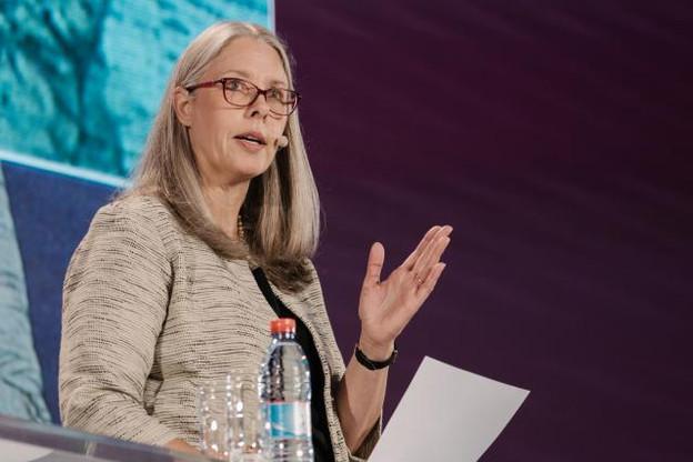 Denise Voss dénonce la perspective d'une supervision directe de l'Esma sur certains fonds qui «n'apporte aucun bénéfice à l'investisseur direct». (Photo: Marion Dessard / archives)