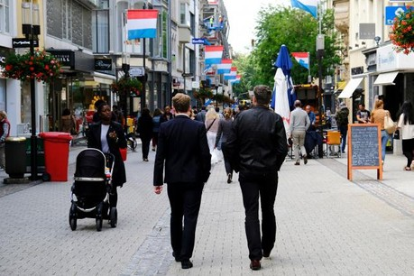 Le Luxembourg apparaît seulement en 21e position au classement de la société de conseil en immobilier Cushman & Wakefield, avec la Grand-Rue de la capitale. (Photo: Shutterstock)