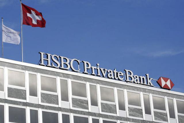 La banque HSBC Private Bank à Genève détenait pour 2,9 milliards de dollars de dépôts de clients luxembourgeois. (Photo: licence cc )