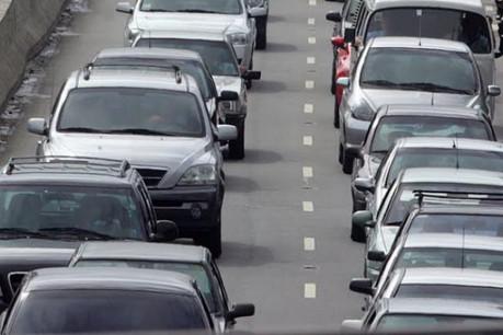 Au Luxembourg, chaque conducteur a subi en moyenne 27 heures de bouchons l'an dernier, dont 33 dans la capitale et 21 à Esch. (Photo: DR)