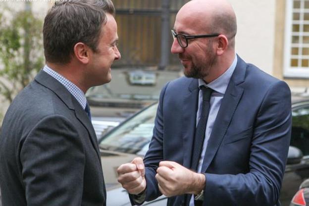 Les gouvernements de Xavier Bettel et Charles Michel ont convenu de réapprovisionner le «Fonds Reynders». Une vieille histoire remise en lumière. (Photo: SIP / Zineb Ruppert)