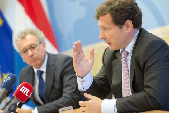 Nicolas Mackel rappelle que le nombre de nouveaux arrivants dépendra de l'issue des négociations. (Photo: Christophe Olinger / archives)