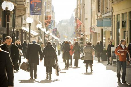 La Grande Région compte 11,6 millions d'habitants, dont 5,3 millions d'actifs. (Photo: David Laurent / archives)