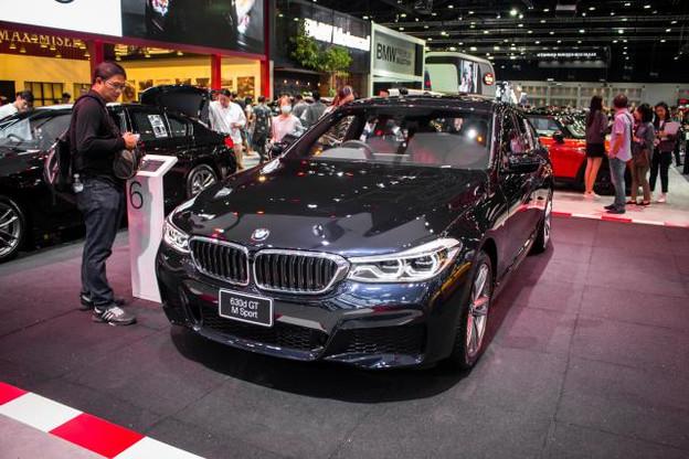 BMW reste une marque extrêmement prisée au Luxembourg. (Photo: Shutterstock)